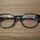メガネを買い替えました。